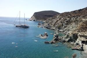 Folegandros, Greece. Copyright Lorenza Bacino