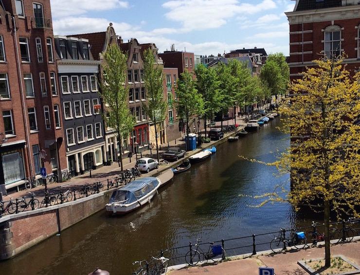 Jordaan, Amsterdam. Copyright Gretta Schifano