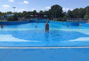 Atlantica wave pool. Copyright Gretta Schifano