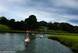 Cape Cod watersports. Copyright Jusr Go Places