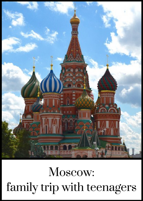 If you're planning a family trip to Moscow, Russia with teenage kids, check out this post by a 17 year-old on what the thought about her trip to the city with her parents and 14 year-old brother. Including hotel and restaurant recommendations.