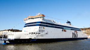 P&O Spirit of Britain. Copyright P&O Ferries