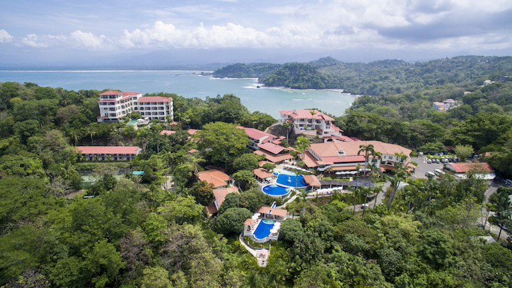 Parador Resort & Spa, Costa Rica. Image courtesy of Parador Resort & Spa