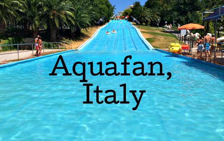 Aquafan Water Park Italy Mums Do Travel