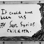 #SaveSyriasChildren