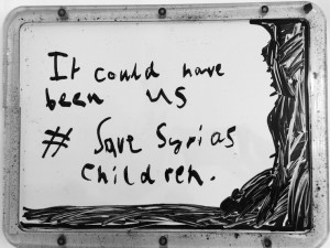 #SaveSyriasChildren