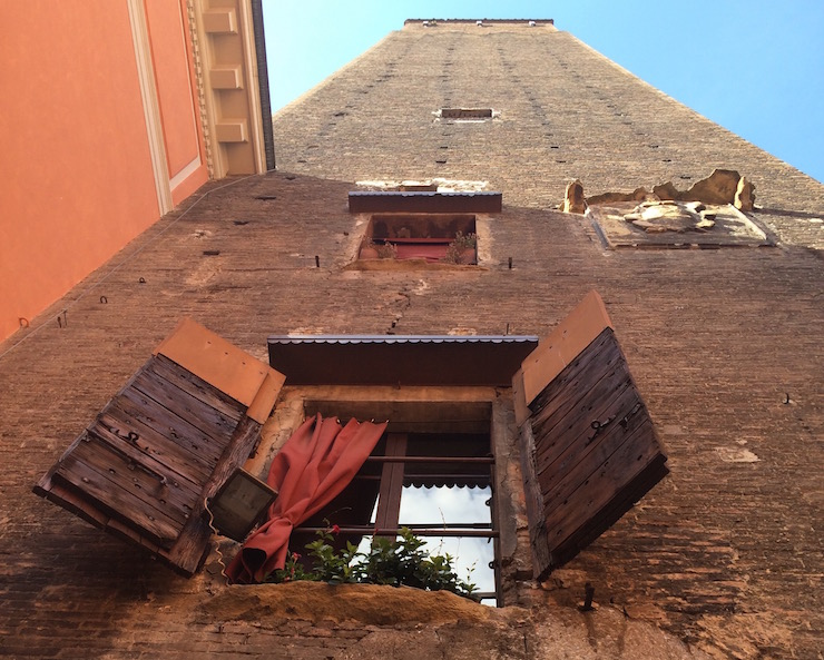 Torre Prendiparte B&B, Bologna. Copyright Gretta Schifano