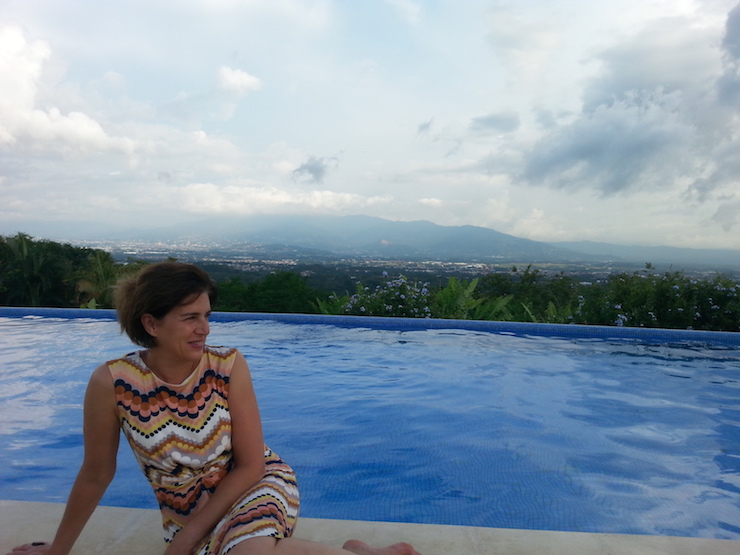 Lorenza at Xandari Resort. Copyright Max Bacino