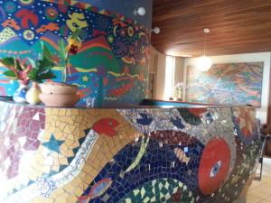 Villa interior, Xandari Resort. Copyright Lorenza Bacino