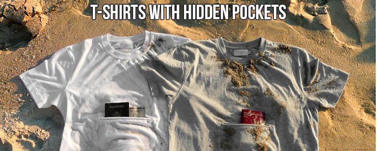 Clever Travel Companion T-shirts
