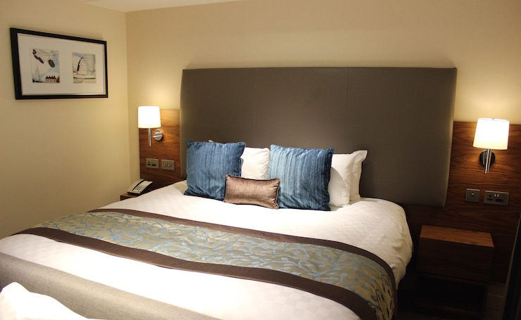 Executive King Room, Amba Hotel Marble Arch. Copyright Gretta Schifano
