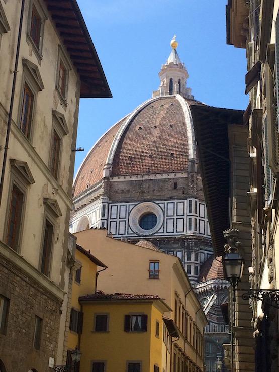 Il Duomo, Florence. Copyright Gretta Schifano