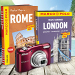 Marco Polo guides with a Nikon camera. Image courtesy of Marco Polo