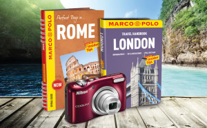 Marco Polo guides with a Nikon camera. Image courtesy of Marco Polo