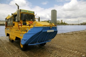 Image courtesy of London Duck Tours