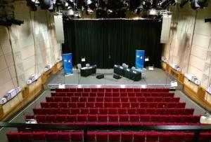 Art Deco Radio Theatre, Broadcasting House. Copyright Gretta Schifano