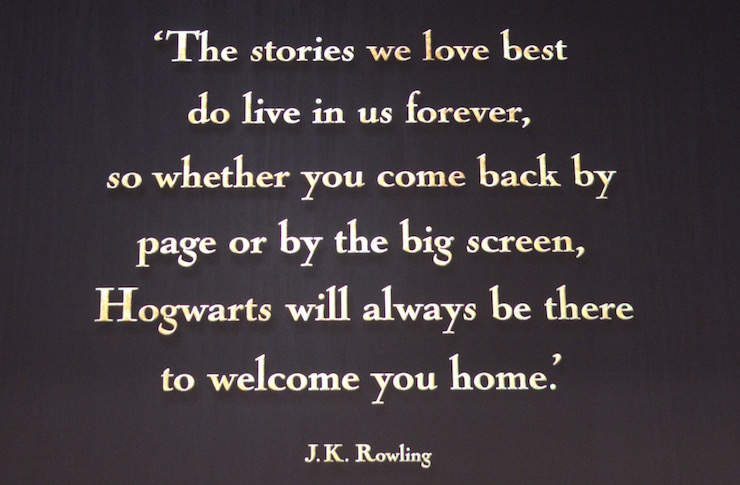 Quote from J.K.Rowling