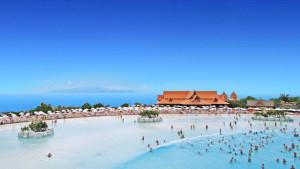 Siam Beach, Siam Park, Tenerife. Image courtesy of Siam Park