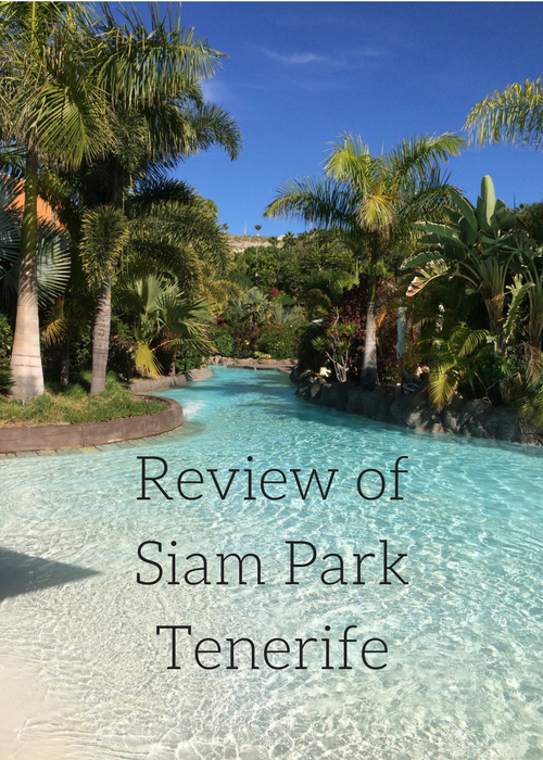 Siam Park in Tenerife is rated as one of the best water parks in the world. It's a really fun place for a day out - click here for a full review.