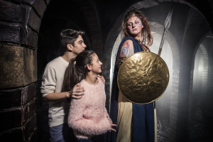 The London Dungeon presents Wicked Women featuring Boudica