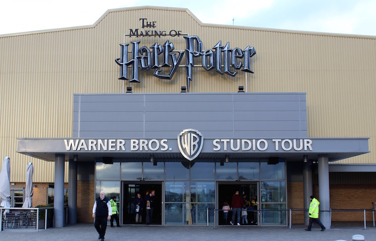 The Making of Harry Potter Studio Tour. Copyright Gretta Schifano