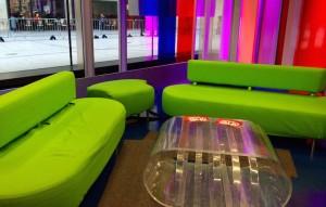 The One Show Studio, BBC Broadcasting House. Copyright Gretta Schifano