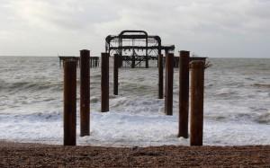West Pier, Brighton. Copyright Sal Schifano