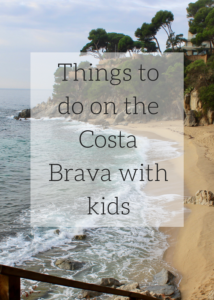 things to do on the Costa Brava with kids, from human towers to high ropes adventures, from Dali to Girona and more, the region has loads of great things to see and do.