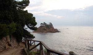 Costa Brava coastal path. Copyright Gretta Schifano