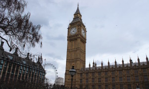 Palace of Westminster, London. Copyright Gretta Schifano