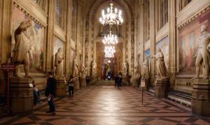 St. Stephen's Hall, Houses of Parliament. Copyright Gretta Schifano