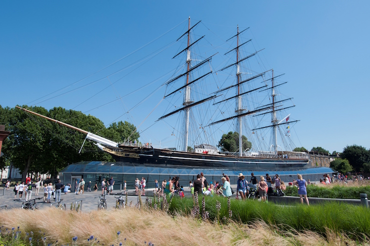 Cutty Sark © National Maritime Museum, London