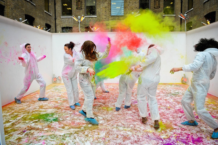 Holi pod. Image courtesy of House of Holi