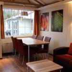 Duingalow living area, Duinrell, Holland. Copyright Gretta Schifano
