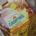 Halfords UK camping guide. Image copyright Gretta Schifano
