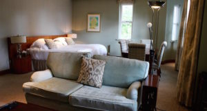 Muirfield Suite Culloden Estate & Spa, Northern Ireland. Copyright Gretta Schifano