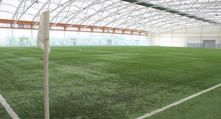 St. George's FA National Football Centre. Copyright Gretta Schifano