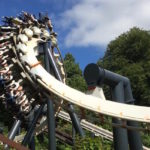 Nemesis, Alton Towers. Copyright Gretta Schifano