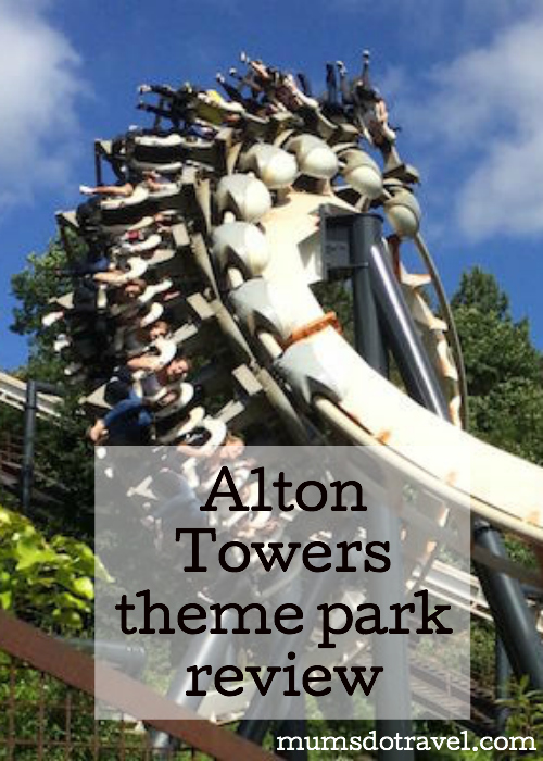 Pinterest Alton Towers