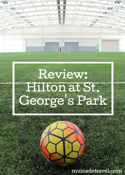 Pinterest Hilton at St. George's Park