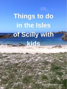 Things to do in the Isles of Scilly with kids
