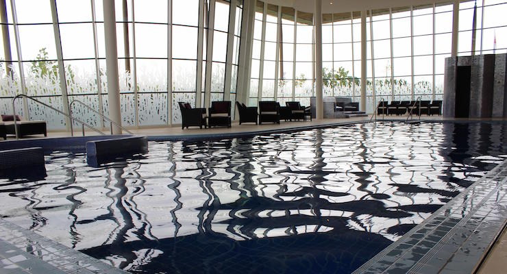 Pool, Hilton St. George's. Copyright Gretta Schifano