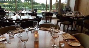 Restaurant, Hilton St. George's. Copyright Gretta Schifano