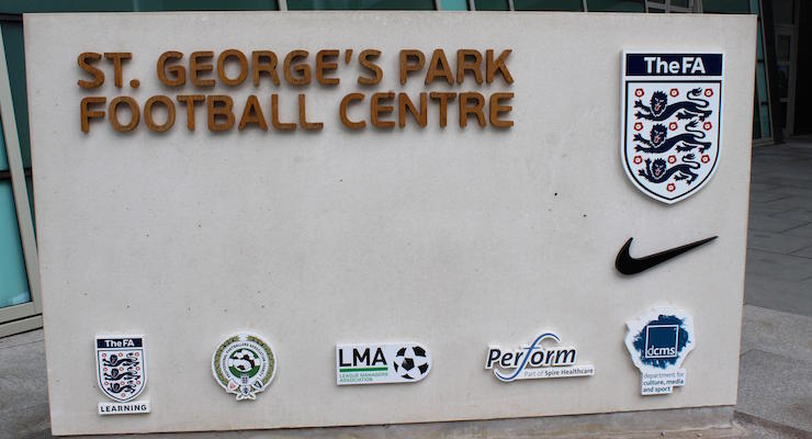 St George's FA National Football Centre. Copyright Gretta Schifano