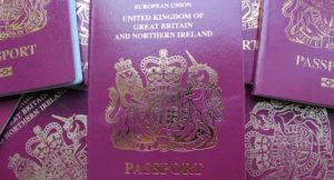 Passports. Copyright Gretta Schifano