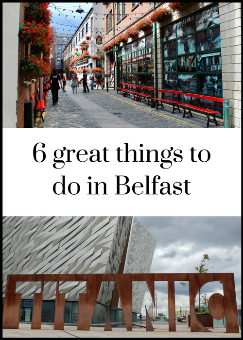 Belfast is the capital of Northern Ireland, and is a great place for a city break. There are many interesting and fun things to see and do there, including the Titanic Experience, Ulster Folk & Transport Museum, Crumlin Road Jail, Peace Wall, Stormont and more. Click through for details of the best things to do in Belfast when you visit.