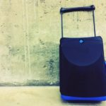 Jurni suitcase. Copyright Lara Downie