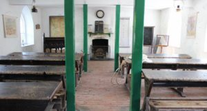 School house, Ulster Folk Museum. Copyright Gretta Schifano