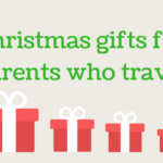 Christmas gifts for parents who travel