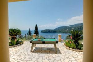 Mara - Corfu. Image courtesy of Villa Plus